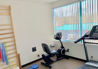 Theraphy Exercises Room