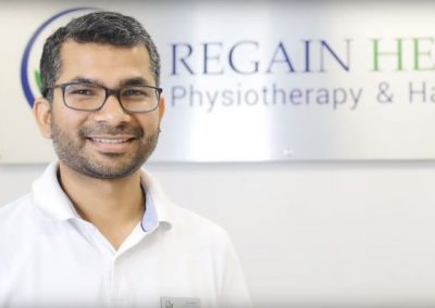 Jay Pandey - Head Therapist